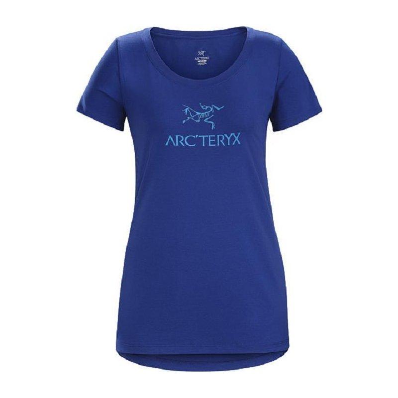 Arcteryx Arc 39 Word T Shirt Damen Mystic 40 00