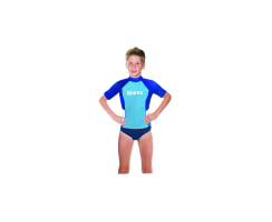 MARES RASH GUARD JUNIOR KURZÄRMLIG BOY
