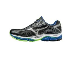 MIZUNO RUNNING WAVE ENIGMA 6 DARK SHADOW/SILVER/NAUTICAL...