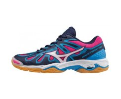MIZUNO WAVE PHANTOM W PEACOAT/WHT/DIVA BLUE