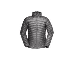 NORRONA MEN LOFOTEN SUPER LIGHTWEIGHT DOWN JACKET MERCURY
