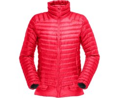 NORRONA WOMEN LOFOTEN SUPER LIGHTWEIGHT DOWN JACKET REBEL...