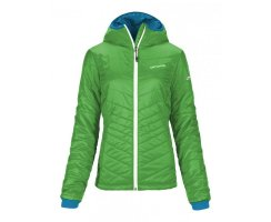 ORTOVOX SWISSWOOL JACKE PIZ BERNINA DAMEN ABSOLUTE GREEN