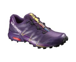SALOMON SPEEDCROSS PRO W COSMIC PURPLE/PASSION PURPLE/BLACK