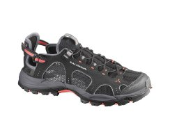 SALOMON TECHAMPHIBIAN 3 W BLACK/DARK CLOUD/PAPAYA
