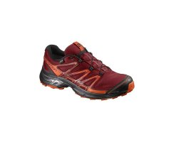 SALOMON WINGS FLYTE 2 GTX® RED DALHIA/FLAME BLACK