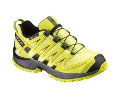 SALOMON XA PRO 3D CSWP J CORONA YELLOW/ALPHA YELLOW/DARK...