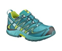 SALOMON XA PRO 3D CSWP J DEEP PEACOOK BLUE/CERAMIC/LIME...