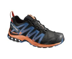 SALOMON XA PRO 3D GTX Black/Flame/Nautical Blue