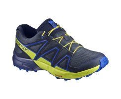 SALOMON SPEEDCROSS J OMBRE BLUE/SULPHUR