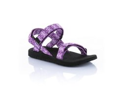 SOURCE CLASSIC OUTDOOR SANDALE KIDS TRIANGLE PURPLE