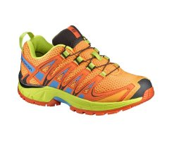 SALOMON XA PRO 3D K BRIGHT MARIGOLD/FLAME/LIME PUNCH