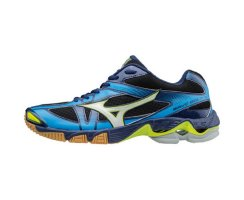 MIZUNO WAVE BOLT 6 M BLUE DEPTHS/WHT/BLACK
