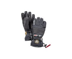 HESTRA ALL MOUTNAIN CZONE 5 FINGER BLACK