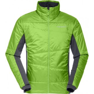 NORRONA MEN FALKETIND PRIMA LOFT 60 JACKET CLEAN GREEN