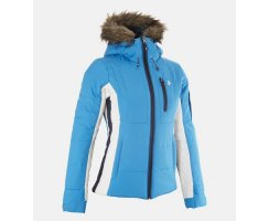 PEAK PERFORMANCE ALTA JACKE MOSAIK BLUE
