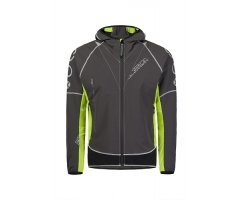 MONTURA JACKET RUN FLASH MEN BLUE NERO/ACIDO PIOMBO