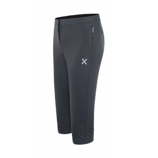 MONTURA STRECH 3  PANTS 3/4 WOMAN NERO XL