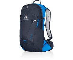 GREGORY MIWOK 24 RUCKSACK NAVY BLUE