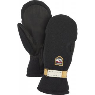 HESTRA WINDSTOPPER TOUR MITTEN BLACK 7