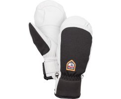 HESTRA ARMY LEATHER PATROL MITT BLACK