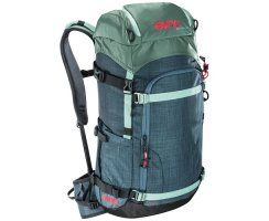 EVOC PATROL 55L HEATHER/SLATE/OLIVE