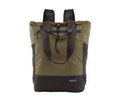Patagonia Ultralight Black Hole Tote Pack 27L  Sage Khaki