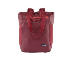 Patagonia Ultralight Black Hole Tote Pack 27L  Roamer Red