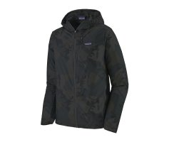 Patagonia Mens Houdini Jacket River Delta: Forge Grey