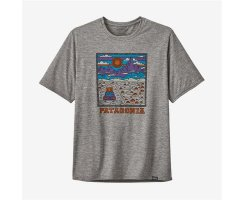 Patagonia Mens Capilene® Cool Daily Graphic Shirt Summit...