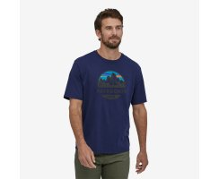 Patagonia Mens Fitz Roy Scope Organic Cotton T-Shirt...