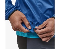 Patagonia Mens Storm Racer Jacket Superior Blue