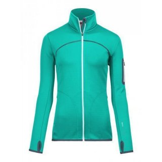 Ortovox Merino Fleece Jacket Women Aqua 159 95