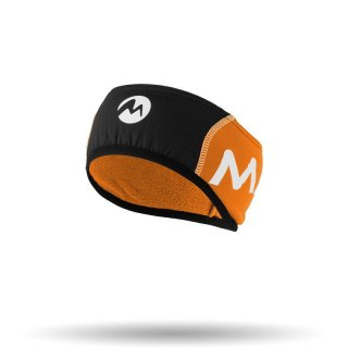 MARTINI SPORTSWEAR STIRNBAND READY SCHWARZ/ORANGE