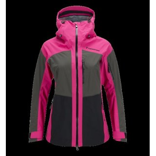 new products 1be36 83360 Peak Performance Women Heli Gravity Jacket black/olive