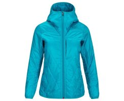PEAK PERFORMANCE W HELI LINER JACKE PARADIES BLUE