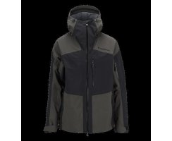 PEAK PERFORMANCE HERREN HELI GRAVITY JACKE BLACK OLIVE