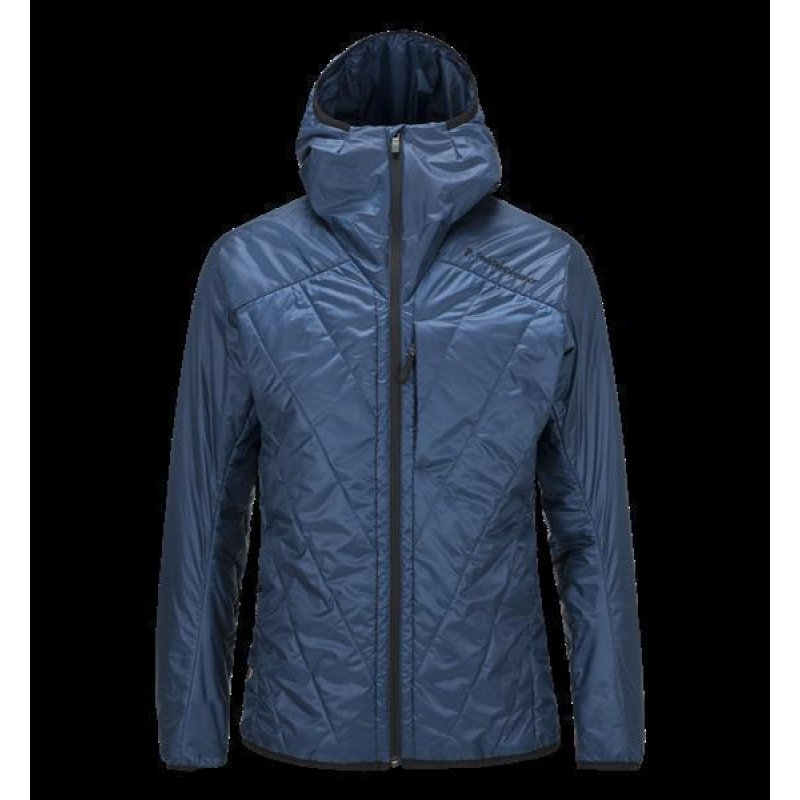purchase cheap c6d8f 8a3c7 PEAK PERFORMANCE MEN'S HELI LINER JACKET BLUE