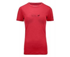 ORTOVOX 150 COOL WORLD T-SHIRT W HOT CORAL