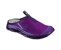 SALOMON RX SLIDE 3.0 W GRAPE JUICE/EVENING BLUE/ACAI