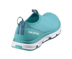 SALOMON RX MOC 3.0 W CERAMIC/WHITE/MALLARD BLUE