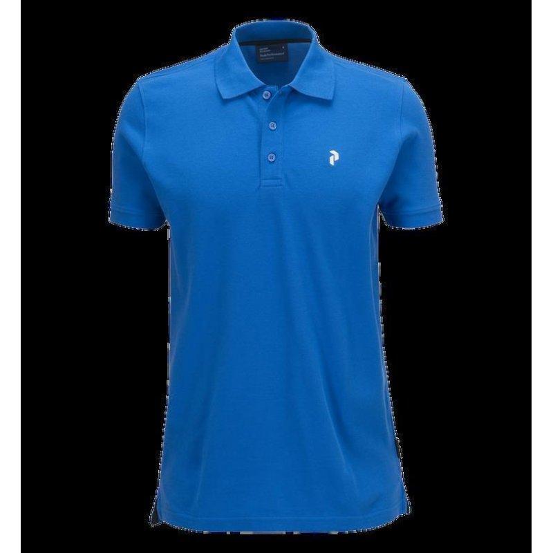 peak performance herren golf poloshirt english blue 70 00. Black Bedroom Furniture Sets. Home Design Ideas