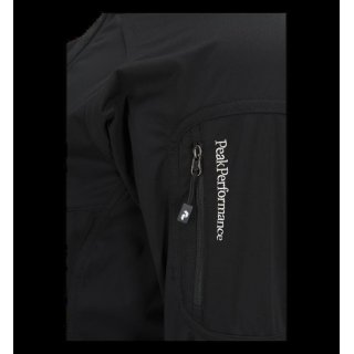 peak performance damen aneto mit kapuze jacke black 200 00. Black Bedroom Furniture Sets. Home Design Ideas