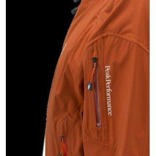 Men's shield jacket peak performance