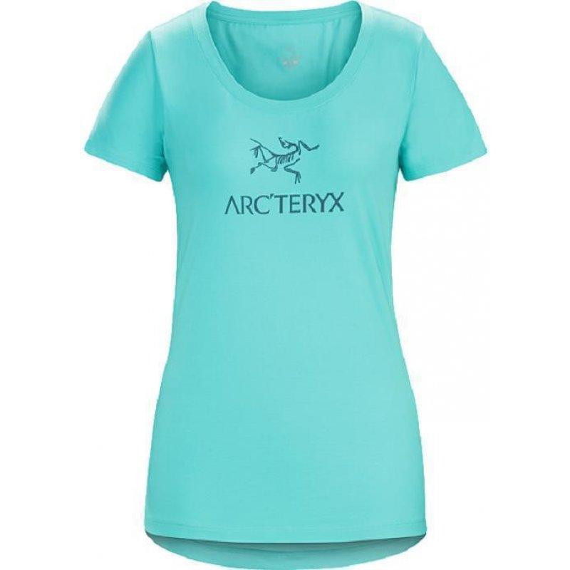 Arcteryx Arc 39 Word T Shirt Damen Halcyon 40 00