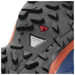 SALOMON XA ENDURO SURF THE WEB FLAME BLACK