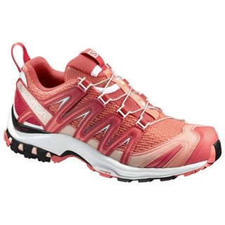 SALOMON XA PRO 3D W LIVING CORAL/WHITE/POPPY RED