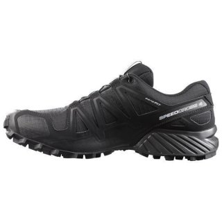 SALOMON SPEEDCROSS 4 BLACK/BLACK METALLIC