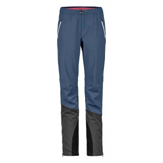 MERINO LIGHT SKIN TOFANA PANTS W NIGHT BLUE