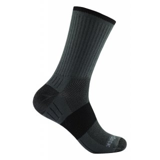WRIGHT SOCKS ESCAPE/CREW ASH